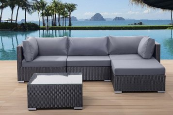 Lugano 3 seater outdoor set.index