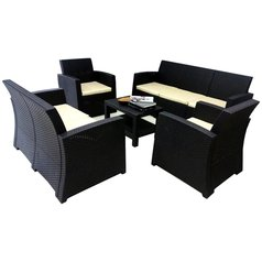 Lugano 7 seater outdoor set.index