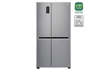 687l lg side by side refrigerator ref 247 svuv b.index