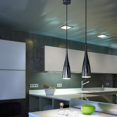 buy Clear Pendant Lamp 2872