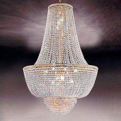 buy Settat Gold Chandelier