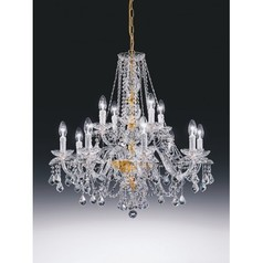 buy Italian Viena 12L Chandelier