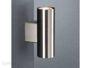 buy CLEO Wall Lamp Nickel 2x50W 230V