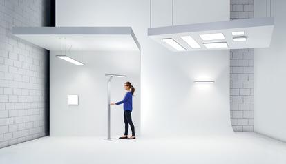 buy Long LED Strip Panel Light   60 x 120cm