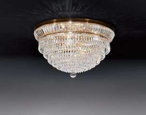 buy VOLTOLINA NEW ORLEANS CEILING LIGHT