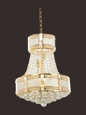 buy Gold Crystal Chandelier 560 kEU