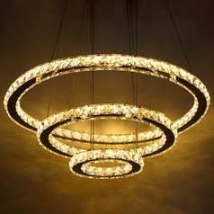 buy Round Crystal Chandelier