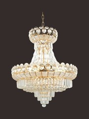 buy Crystal Chandelier Square Round 600