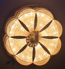 buy Flush LED Chandelier 02