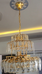 buy Rect Crystal Chandelier 500