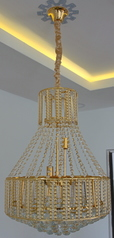 buy Round Crystal Chandelier 500