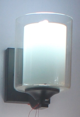 buy White Cup Wall Lamp