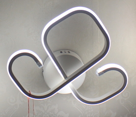 buy Floral Pattern Lamp LED