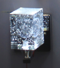 buy Clear Crystal LED Wall Light
