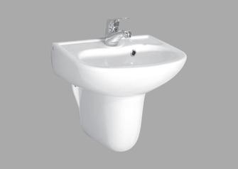 Karizma semi pedestal wash basin   59cm abuja lagos nigeria portharcourt lane7.index