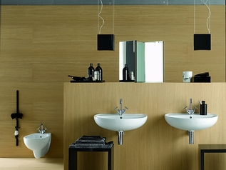 Pozzi ginori ydra semi recessed wash hand   65cm abuja lagos nigeria portharcourt lane7.index