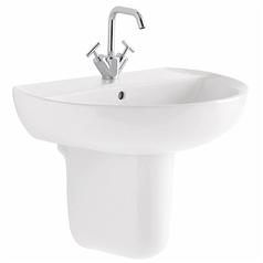Selenova wash basin semi pedestal   60cm abuja lagos nigeria portharcourt lane7.index