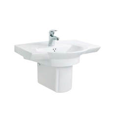 Half pedestal washbasin   65cm wing abuja lagos portharcourt nigeria lane7.index