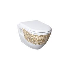 Gold wall hung conceled toilet abuja lagos portharcourt nigeria lane7.index