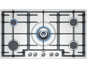 Bosch 90cm stainless steel gas hob %28cast iron%29   pcr9a5b90 pcr915b91e abuja lagos portharcourt nigeria lane7.index