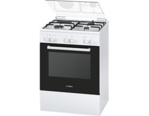 Bosch 60cm freestanding 3gas 1elct cooker %28silver%29   hga23a150s abuja lagos portharcourt nigeria lane7.index
