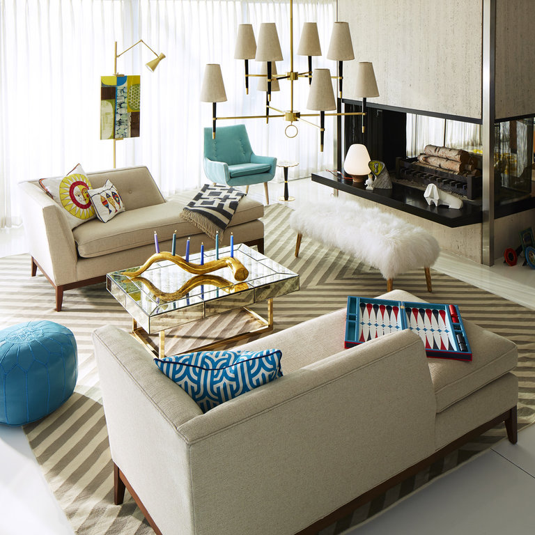Buy Bee Double Chaise Lounge On Lane7 Ng
