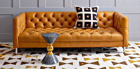 buy Modern Chesterfield Tufted Sofa