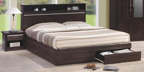 buy T.Savage  Bed + 2 Bedsides