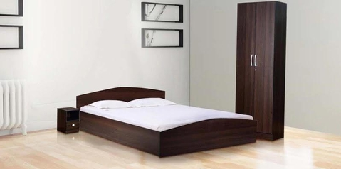 buy Chidinma  Bed + 2 Bedsides