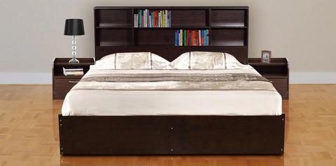 buy Omawumi  Bed + 2 Bedsides