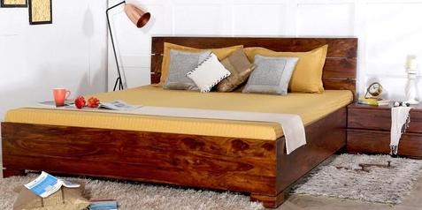 buy Niyola  Bed + 2 Bedsides