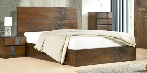 buy Simi  Bed + 2 Bedsides