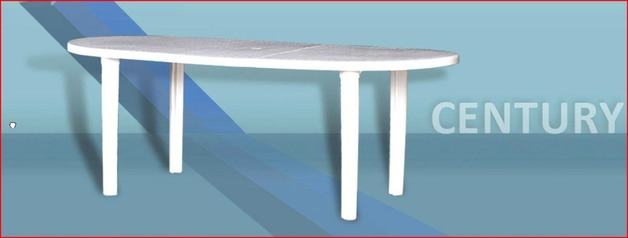 Century dining plastc table 8 12 seater    abuja lagos portharcourt nigeria lane7.index