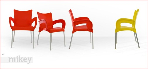 Mikey outdoor plastic chair    abuja lagos portharcourt nigeria lane7.index