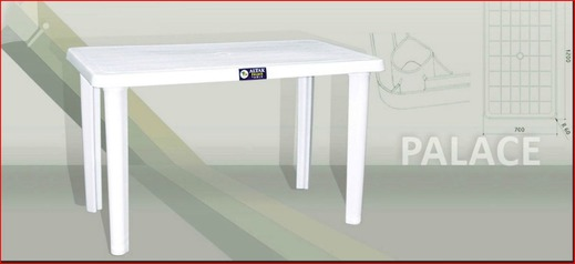 Palace dining plastic table 4 6 seater   abuja lagos portharcourt nigeria lane7.index