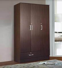 buy Medichi 3 door Wardrobe