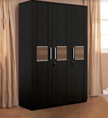 buy Large 3 door Wardrobe