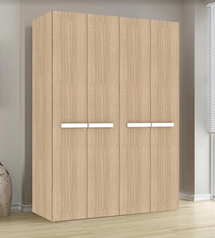 buy Beautiful 4 door wardrobe