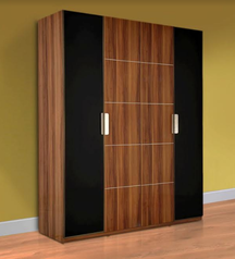 buy Lopez 4 door wardrobe