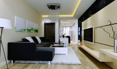 Minimalist tv wall console lane7 abuja nigeria porthacort.index