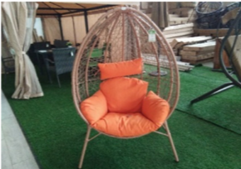 Beach round garden chair   abuja lagos porthrcourt nigeria lane7.index