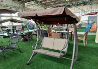 2 seater swing chair with umbrella   abuja lagos porthrcourt nigeria lane7.index