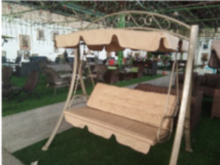 Garden swing chair for 3   kl110   abuja lagos porthrcourt nigeria lane7.index