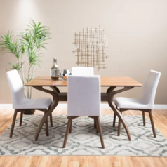Modern veneered dining set  lagos abuja portharcourt nigeria lane7.index