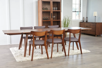 Plain mahogany wood dining set lagos abuja portharcourt nigeria lane7.index