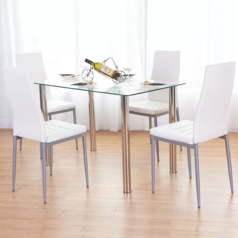 Tempered glass dining set  lagos abuja portharcourt nigeria lane7.index