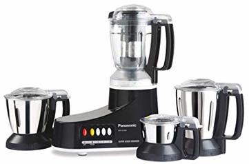 Panasonic mixer grinder 4jars  black   ac400ktz   abuja lagos nigeria portharcourt lane7.index