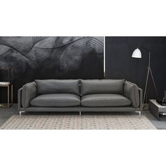 buy Pure Leather Sofa
