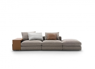 buy Modular 3 Seater Sofa with Storage