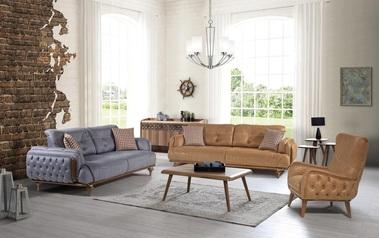 buy Turkish Settee Chesterfield Sofa